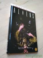 Dan Abnett: Aliens: Élet és halál (képregény)