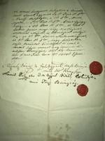 Zalakomár /kis-komárom 1834 Szentiván Hava 11-én