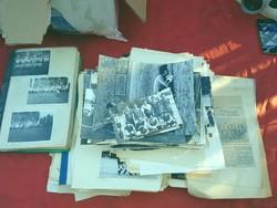 Sellye helytörténeti gyűjtemény a focicsapatról! Ritka anyag!