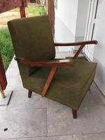 Felújítandó réges régi fotel