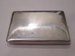 Antik ezüst cigarettatárca