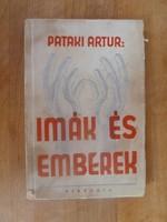 PATAKI ARTUR : IMÁK ÉS EMBEREK    -   JUDAIKA