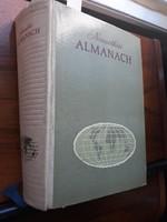 Retro: Nemzetközi Almanach- A Föld országai 1960-as állapot szerint, Radó Sándor szerkesztésében