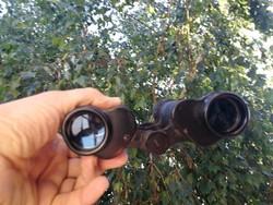 Yashica, 8x30,fully coated optics. Japán termék, csemege!!! Tok, porvédő.távcső, látcső, kukker!?