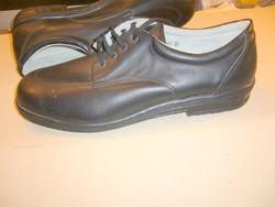 Munkavédelmi félcipő kb. 46-47-es méret, belső talphossz kb. 31,5cm-MPL csomagautomatába is mehet