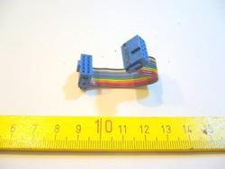 Valamilyen kis elektronikai kábel - végén 10 pines csatlakozók-MPL csomagautomatába is mehet