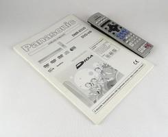 1B563 Panasonic DMR-ES20 távirányító és használati útmutató