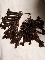 Régi kulcsok 12.