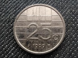 Hollandia Beatrix (1980-2013) 25 Cent 1999 (id30999)