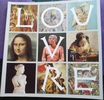 Der Louvre német nyelvű szép könyv a múzeum kincseiről, ajánljon!