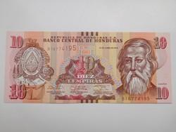 Honduras  10 lempiras 2014 UNC