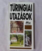 Lindner László: Türingiai utazások (Panoráma, 1977; útikönyv)