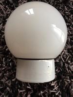 Retro porcelán mennyezeti vagy fali gömb lámpa