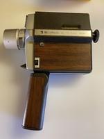 Bell & Howell Autoload 308 SUPER 8 kamera felvevő 1968'