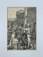 Albrecht Dürer - The Beheading of John the Baptist - vintage nyomat