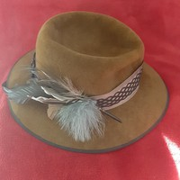 Eredeti Ischer Hut kalap, vadász kalap