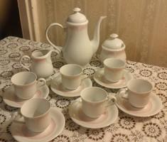 Alföldi 6 személyes kávés készlet