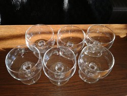Martinis, pezsgős pohár készlet új
