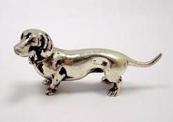 Ezüst tacskó miniatűr (ZAL-R66924)
