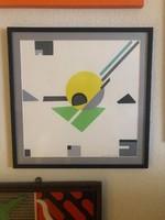 Marcelle Delphine Cahn (1895-1981) - Geometrikus -Abstrakció /Abstraction Géométrique