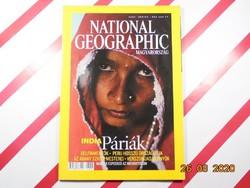 National Geographic : India Páriák - 2003. június - 1. évfolyam 4. szám