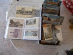 Budapest régi képeslapok,  350 db régi + 500 db új
