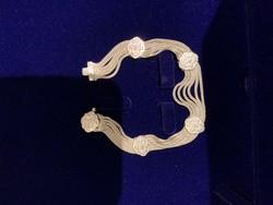 925 ezüst karkötő, karlánc