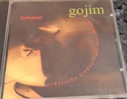 GOJIM : TSCHOLENT - JIDDISCHE LIEDER - KLEZMER MUSIK -  CD -  JUDAIKA