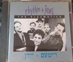 THE KLEZMATICS : RHYTHM + JEWS - KLEZMER CD - JUDAIKA