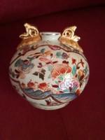 Keleti, antik porcelán gömbváza