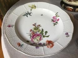 Farkasházy Fischer  Herendi porcelán tányér (203)