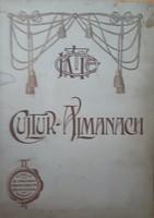 CULTUR - ALMANACH II. 1911 - 12 - JUDAIKA