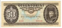 50 forint 1989 3.