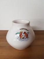 Bodrogkeresztúri balatonos kis váza
