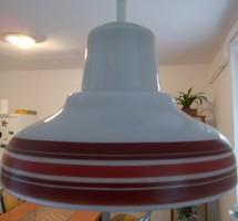 Ritka,mid century,  retro, DORIA mennyezeti, dizájn lámpa jelzett