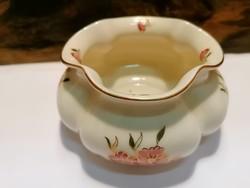 Zsolnay porcelán váza hibátlan