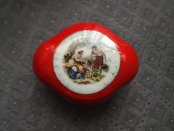 Ritka Drasche bonbonier a legkorábbi időszakból, 1913-1936