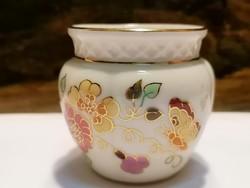 Zsolnay porcelán pillangós váza