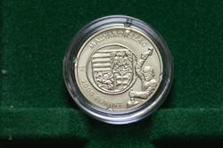 2020. évi - 2000 Forint I. Ulászló Aranyforintja - PROSPEKTUSSAL