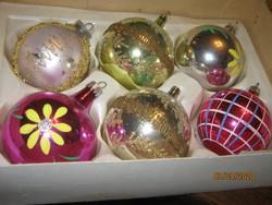 Régi karácsonyfa  disz