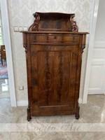 Pillér szekrény ca. 1870 Louis Philippe