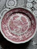 6 db Villeroy Boch Burgenland lapos tányérok