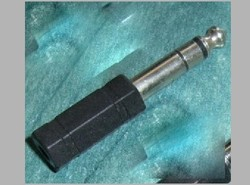 6,3 mm Jack - 3,5mm Jack átalakító mono -MPL csomagautomatába is mehet