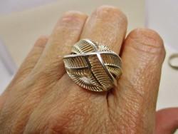 Csodálatos iparművész  ezüst gyűrű