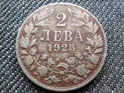 Bulgária III. Borisz (1913-1943) 2 Leva 1925 (id30475)