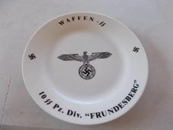 WW2,,Német asztali tanyér