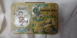 Giandniotti 1993-as fém bonbonos doboz.