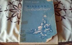 Mindenki Szakácskönyve 1956-ból