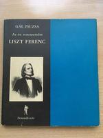 Eladó Liszt Ferencről szóló könyv!