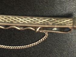 NYAKKENDŐCSIPESZ-olasz ezüst 1966 előtti-behozatali jellel